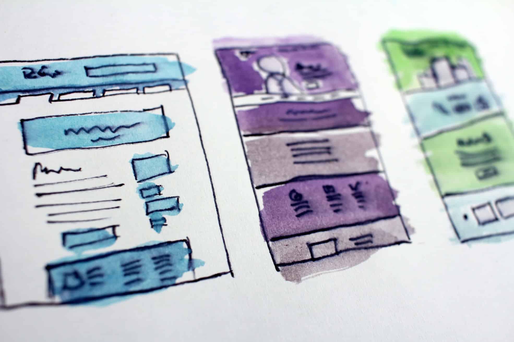 Développement d'une plateforme digitale en intégrant l'UX design